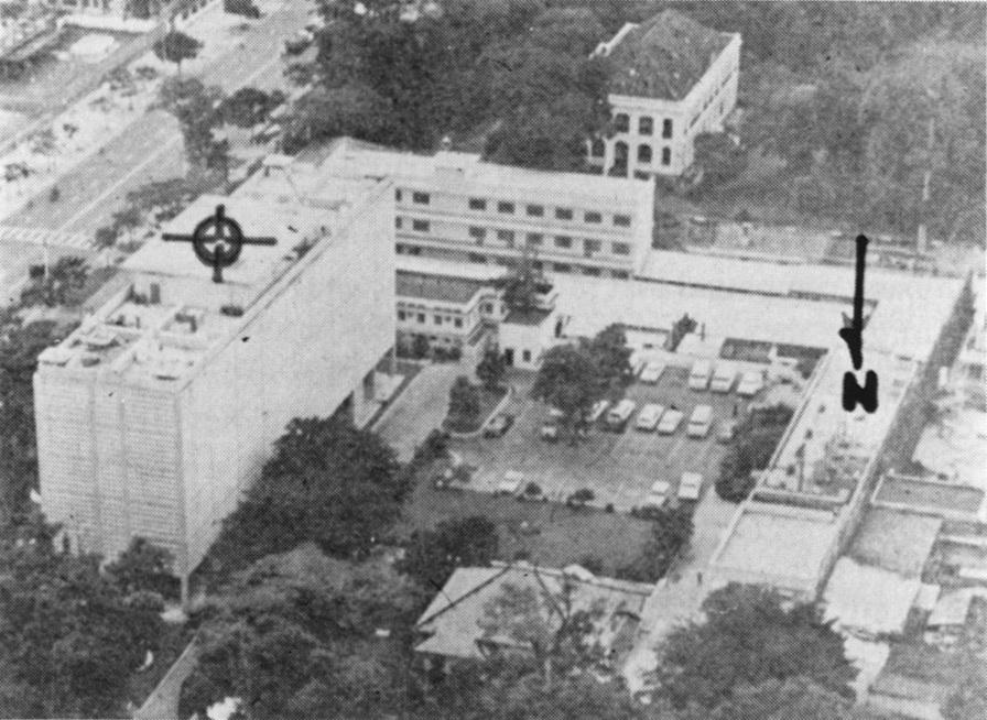 Tòa Đại sứ Hoa Kỳ ở Sài Gòn