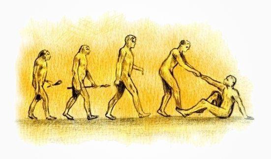 Sự tiến hóa của đạo đức